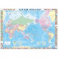61-001 收集世界 世界地圖拼圖1600片