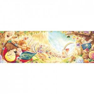HM954-043G 童話閱讀森林 夜光拼圖954片
