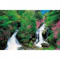 HM100-255 山の泉(2)拼圖1000片