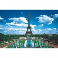 HM100-276 巴黎戰神廣場拼圖1000片