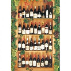 HM1000-139 葡萄酒夜光拼圖1000片