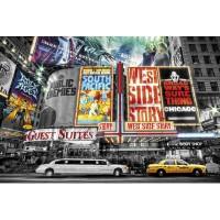 HM1000-217 紐約劇院歌劇 1000片夜光拼圖