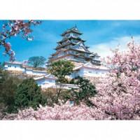 HM1600-005 古城櫻花系列(6)夜光拼圖1600片