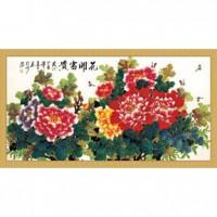 HM200-060 花開富貴拼圖2000片