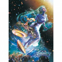 HM520-043 浪漫星座系列-天秤座夜光拼圖520片