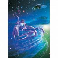 HM520-054 浪漫星座系列-巨蟹座夜光拼圖520片
