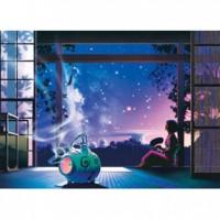 HM520-095 夏-夜色夜光拼圖520片