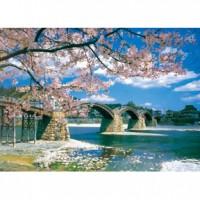 HM520-103 錦帶橋夜光拼圖520片