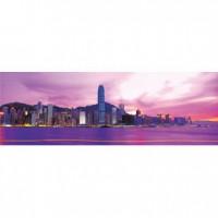 HM954-029G 香港夜色-紫夜光拼圖954片