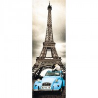 HM954-046 巴黎鐵塔下的情侶 拼圖954片