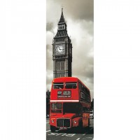 HM954-047 倫敦紅巴士 拼圖954片