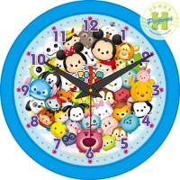 Disney Tsum Tsum 時鐘拼圖168片-D001