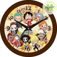 航海王新世界(2)時鐘拼圖168片-002