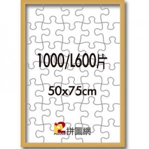ALF-010 金色1000/L600片鋁框