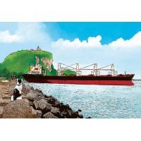 S108-004 林宗範 台灣系列-看海的日子  S108片拼圖
