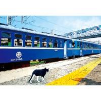 S108-008 林宗範 鐵道系列-漫步記憶中的鄉愁  S108片拼圖